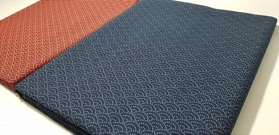 Little Waves. Tec.Tradicional Japonês.  TI035-50cm x 55cm