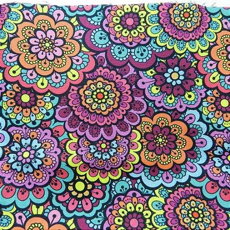 Floral Colorido. Digital (4200001) - 50x70cm