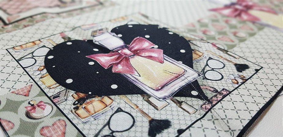Perfumes. Painel Digital