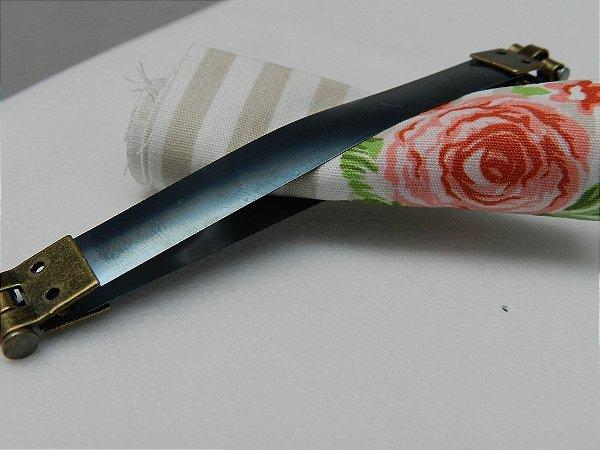 Fecho de Mola para Necessarie  (flex frame ou spring clasp)