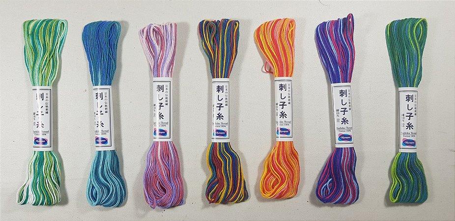 Sashiko Thread. 4 Cores. Cotton 100%. 20m. AG0025