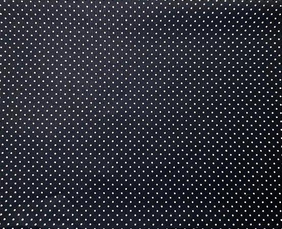 Poá Preto NN0015 (50x140cm)