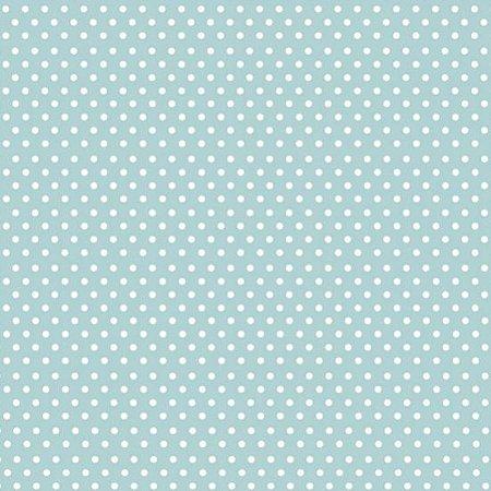 Poá Azul Claro NN0014 (50x140cm)