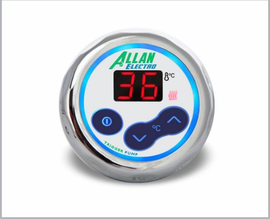 Trigger Pump Controlador de caldeira a Gás