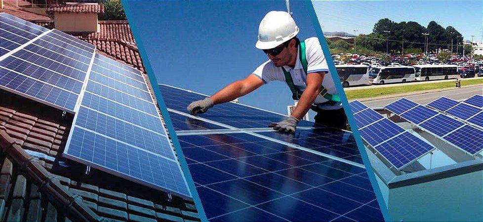 Sistema Fotovoltaico fornecimento de energia elétrica para sua casa muito mais economia na conta de luz
