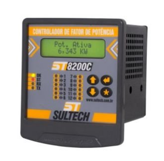 Controlador de fator de potência SulTech