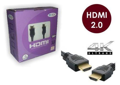 Cabo HDMI 15 Metros 4K V2.0