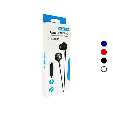 Fone de Ouvido iT-Blue - Premium