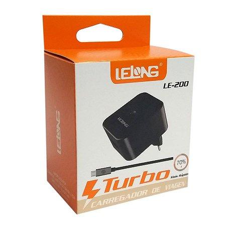 Carregador Turbo 3.0 Lelong V8