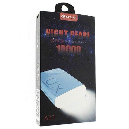 Carregador Portátil 10.000Mah - Genai - Premium