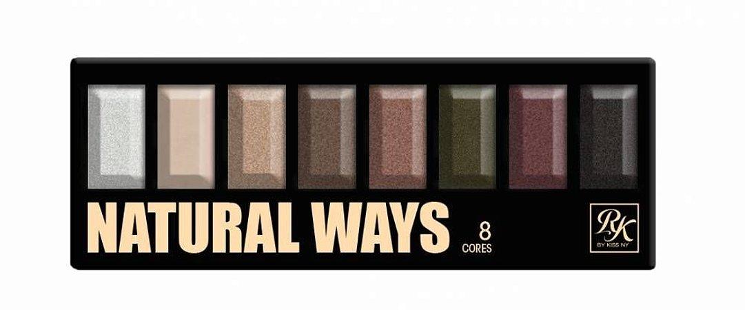 RK Sombra Natural Ways 8 Cores