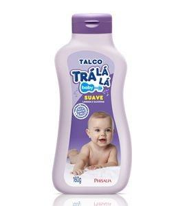 TALCO TRA LA LA BABY SUAVE 160G