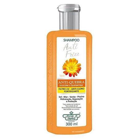 Shampoo Flores e Vegetais 310ml Anti Quebra