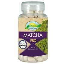 Matcha Green Tea Puro 180cpr - Nutrigold