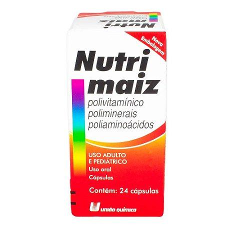 NUTRIMAIZ SM 24CPS UNIÃO QUIMICA