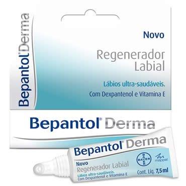 BEPANTOL DERMA 7,5 ML REGENERADOR LABIAL