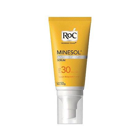 Roc Minesol Antioxidant Serum FPS 30 50g