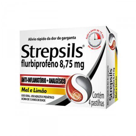 STREPSILS 4 PASTIHAS