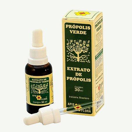 Extrato de Propolis Verde 11%  Apis Flora 30ml
