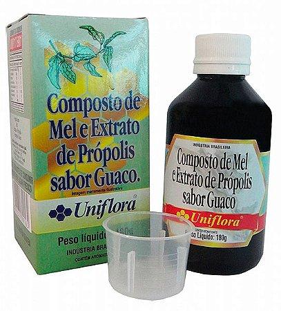 Xarope de Mel com Propolis e Guaco 180gr - Uniflora