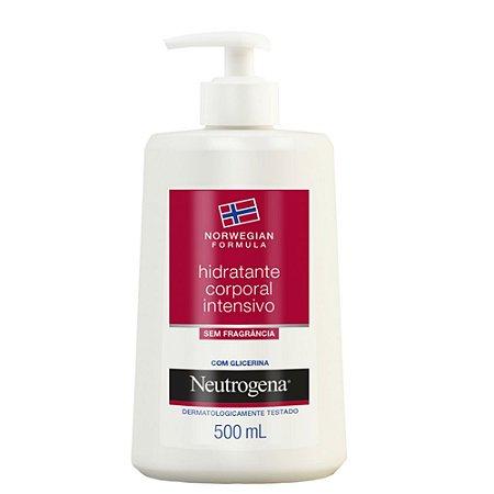 Hidratante Corporal Neutrogena Norwegian S/ Fragrância 500mL