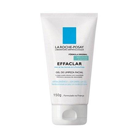 Effaclar Gel de Limpeza Facial La Roche Pele Oleosa 60gr