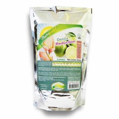 Detox Reduction Shake Limão 400grs