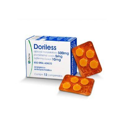DORILESS 12cpr CIFARMA