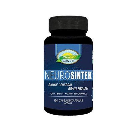 Neurosintek 650mg 120cápsulas - Nutrigold