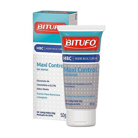 Gel Dental Maxi control 50g - Bitufo