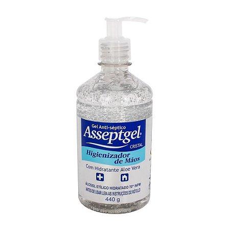 Alcool Gel Asseptegel 440grs