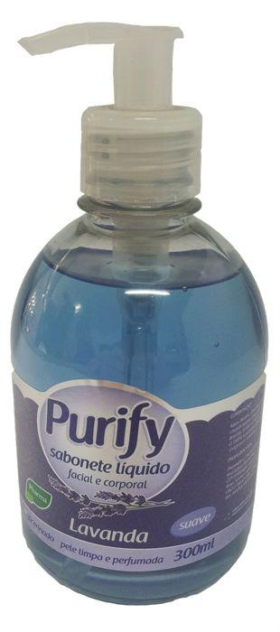 Purify Sabonete Líquido Lavanda 300mL