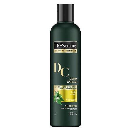 Shampoo Tresemme DC Detox Capilar 400ml