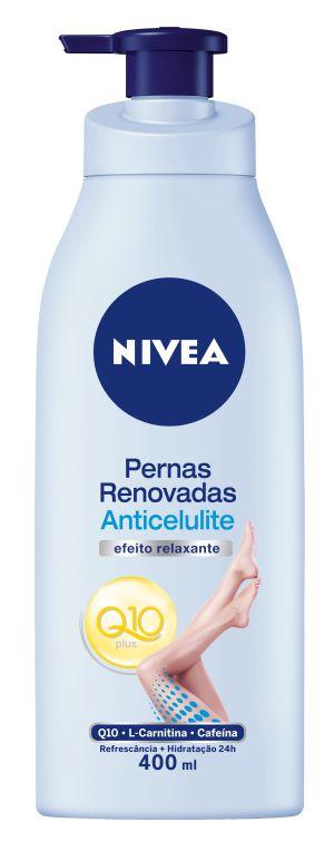 Hidratante Nivea Pernas Renovadas AntiCelulite 400mL