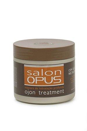 Salon Opus Máscara de Hidratação 400g Óleo de Ojon