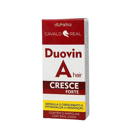 Duovin A Hair Cresce Forte - 2 ampolas - Vita Seiva