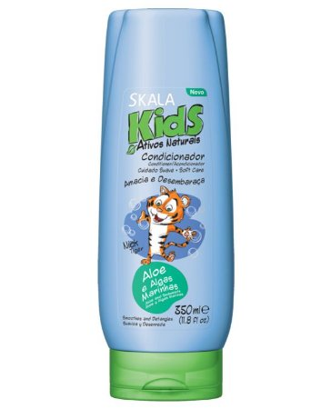 SKALA CONDICIONADOR KIDS ALOE E ALGAS 350ML