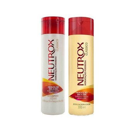 Kit Neutrox Classico 300ml Shampo e Condicionador