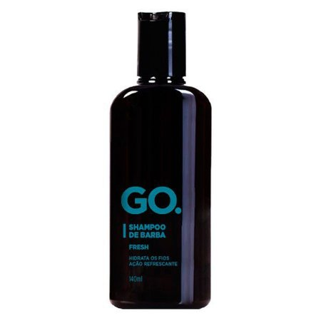 GO Shampoo barba Fresh 140ML