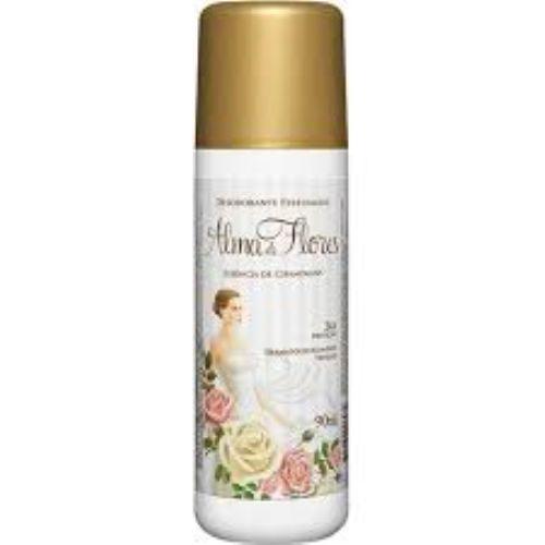 Desodorante  Alma de  Flores de Brancas Spray 90ML