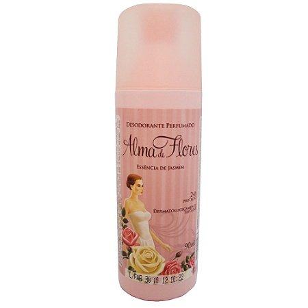 Desodorante  Alma de Flores Jasmin Spray 90ML