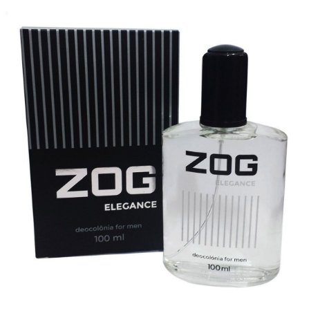 Colonia Zog Elegance For Men 100ml