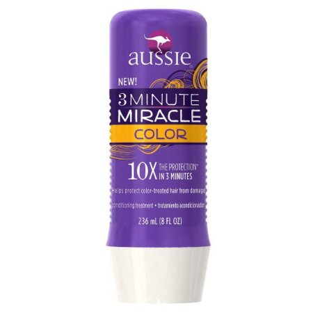 Aussie Máscara 3 Minutos Miracle Color 236ml