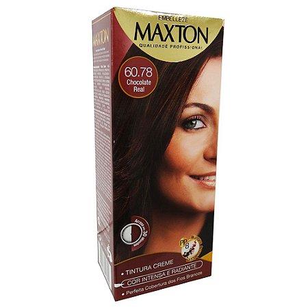 Tintura Maxton Kit 60.78 Chocolate Real