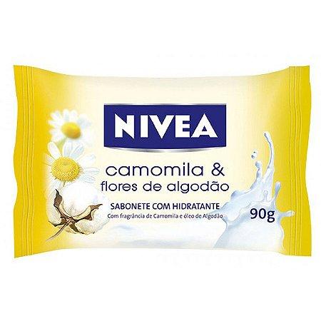 Sabonete Nivea 90gr Camomila e Flor de Algodão