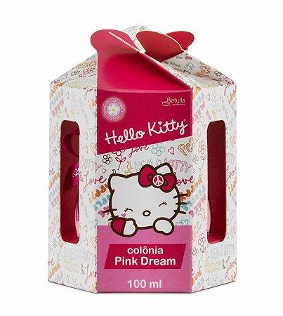 Colônia Pink Dream Hello Kitty 100ml