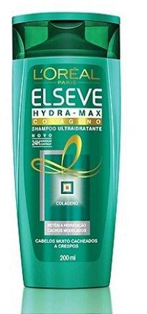 Shampoo Elseve 250ml Hydra Max Colageno