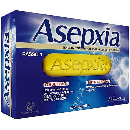 Asepxia Sabonete 85gr Extra Secante