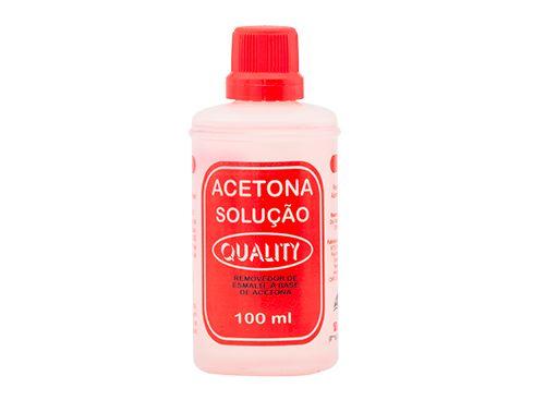 Acetona Quality 100ml