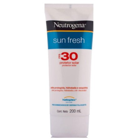 Neutrogena Bloqueador Solar Sun Fresh FPS 30 200ml